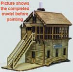 Ancorton 956-61 Signal Box